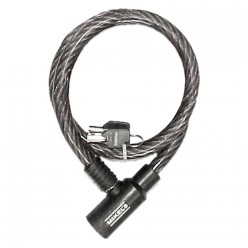 Cable candado flexible 4 llaves de seguridad (90 cm) MIKELS C-1690