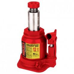 Gato hidráulico de botella c/tornillo de extensión 12T Chaparro MIKELS GH-12CH