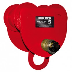 Trole Para Viga 5 T Ancho Ajustable MIKELS TRV-5
